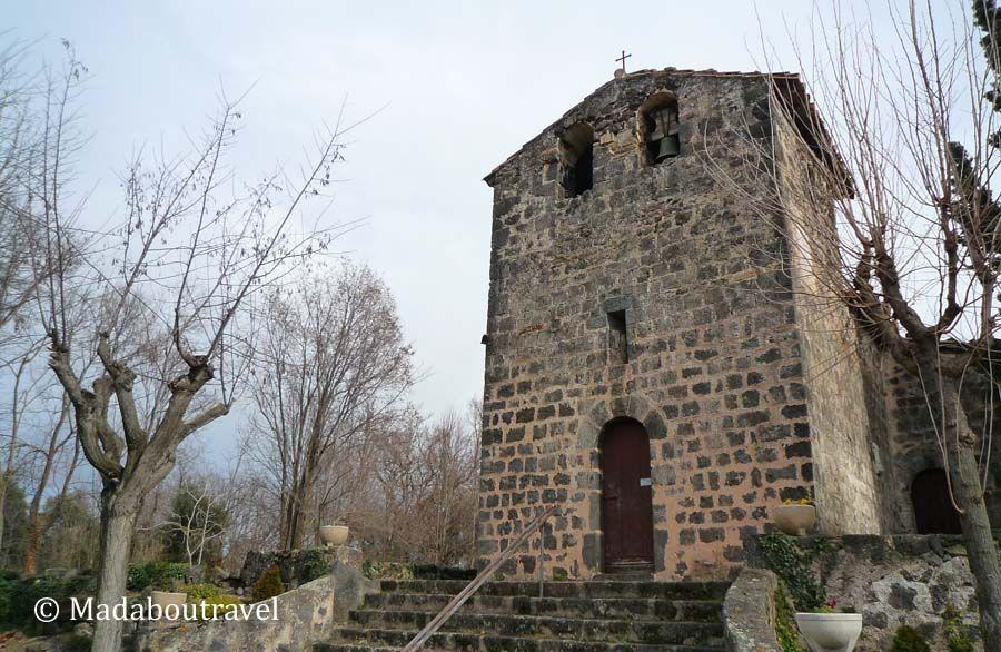 Santuario de la Santísima Trinidad en Batet de la Serra