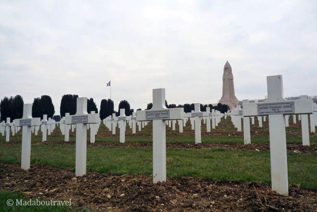 Cementerio Nacional de Verdún
