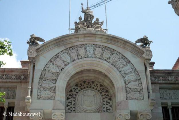 Palacio de Justicia de Barcelona