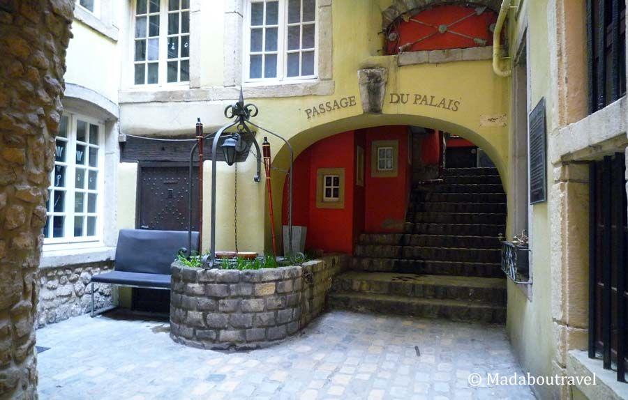 Rincón del centro histórico de Luxemburgo