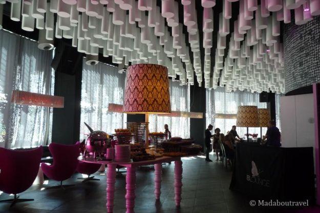 B Lounge del Hotel Barceló Raval