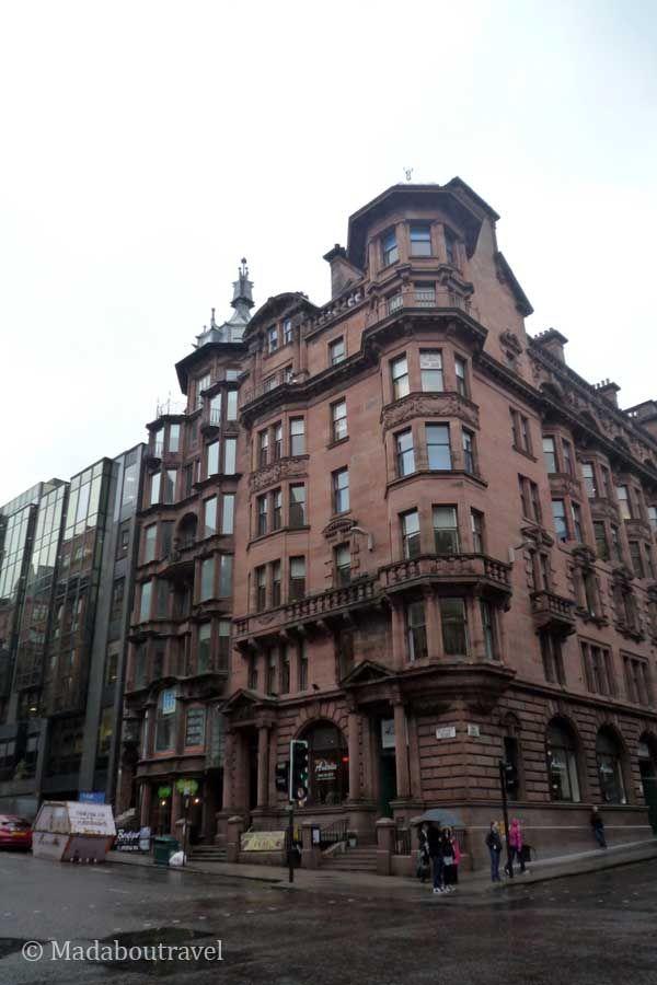 The Hatrack Glasgow