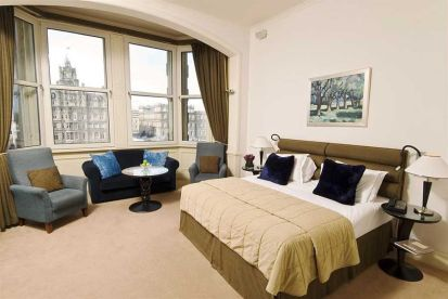 Lujo y clase en el Scotsman Hotel