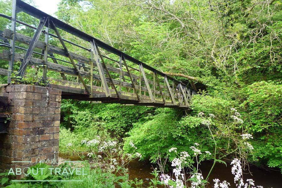 Puente sobre el río Esk