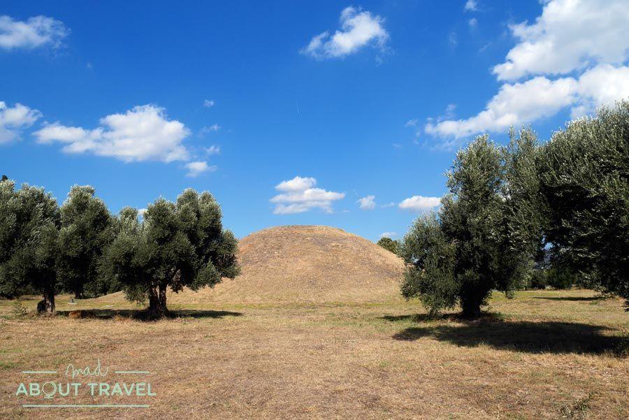 Un tour por Maratón, más que un campo de batalla a las afueras de Atenas