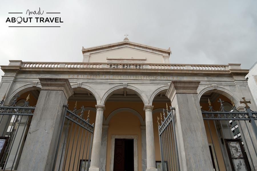 Tour literario por Atenas con Big Olive City Walks