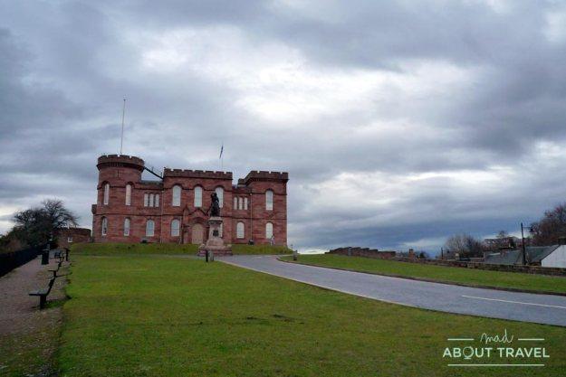 Castillo de Inverness