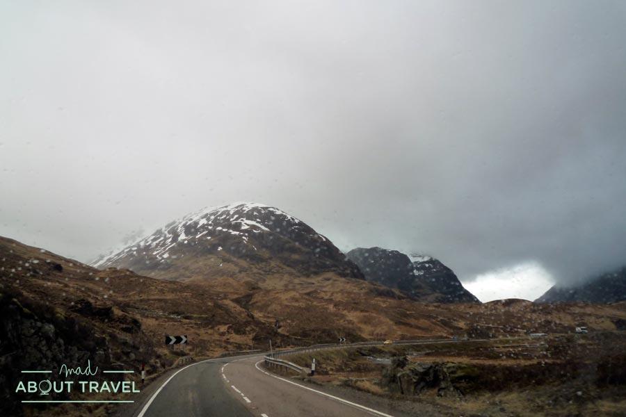 Tour al Lago Ness y las Tierras Altas de Escocia en un día