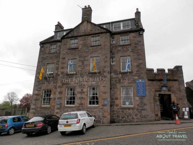 The Portcullis en Stirling