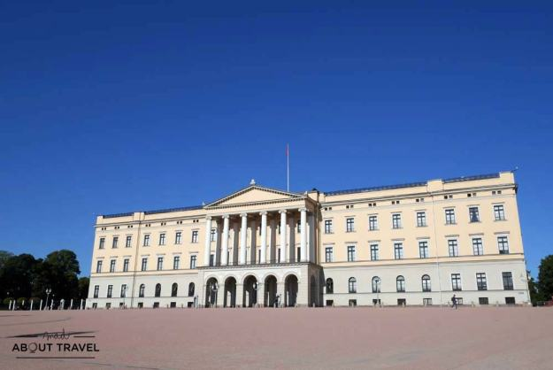 Palacio Real de Oslo