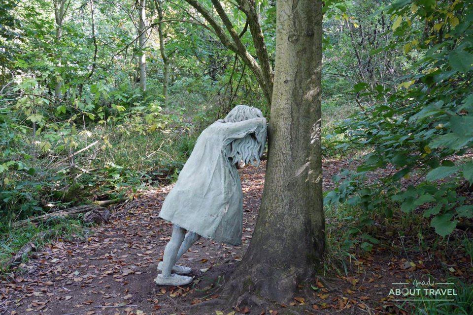 Weeping Girls en Jupiter Artland