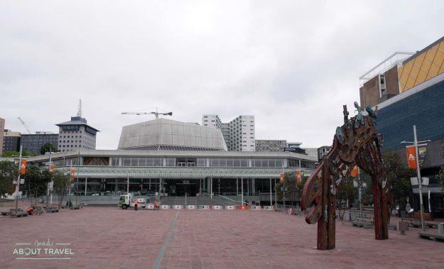 Plaza Aotea en Auckland