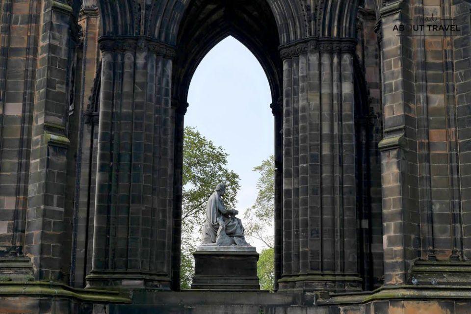 Monumento a Walter Scott