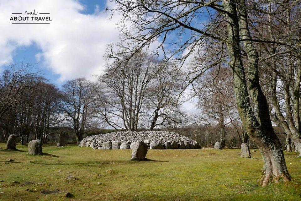 Clava Cairns Inverness