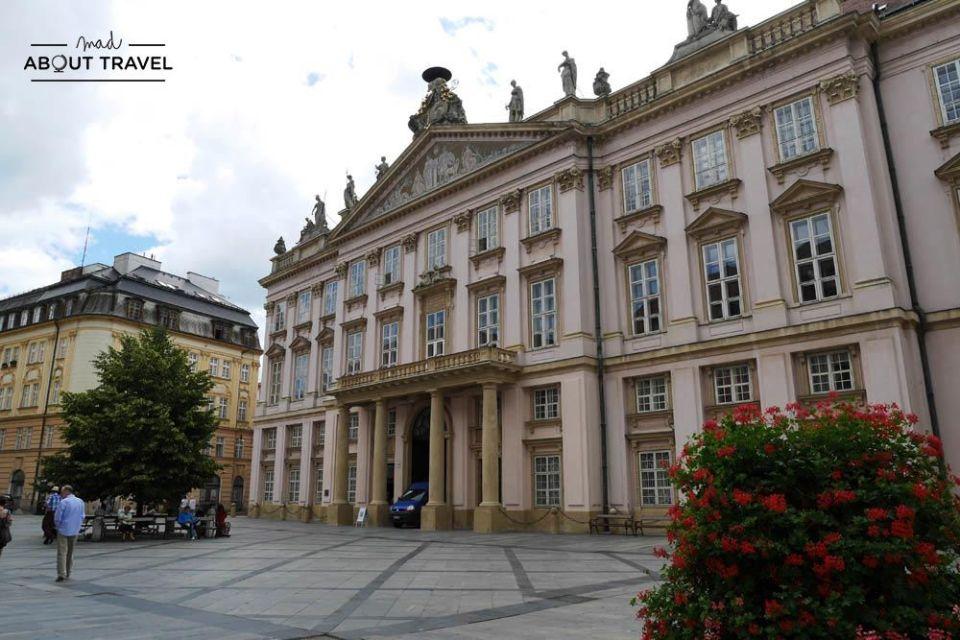 que ver en bratislava - palacio del primado