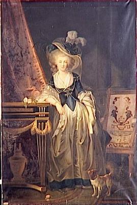duchesse d'orleans - hesse 1776