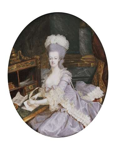 Marie antoinette research Paper?