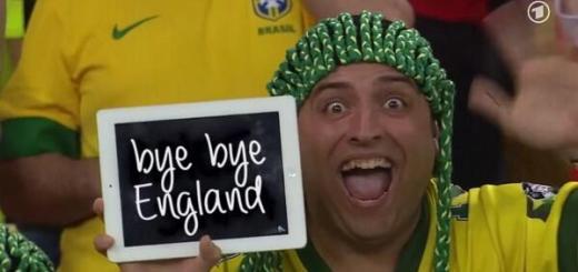 WorldCup2014 GoodBye England