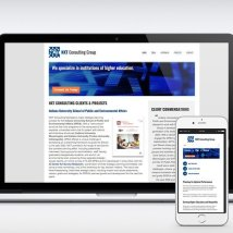 NXT Consulting Group Website
