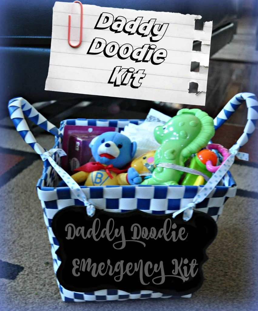 Daddy Emergency Kit