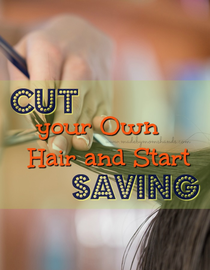 Cut Own Hair and Save