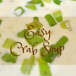 Fast and Easy Crab Soup Recipe