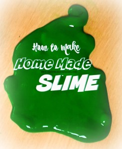 How to Make Home Made Slime