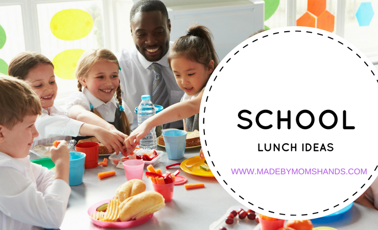 School Lunch Ideas and Combinations