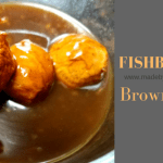 Fishballs in (Manong) Brown Sauce