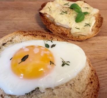 Et godt tip til en lækker morgenmadssnack