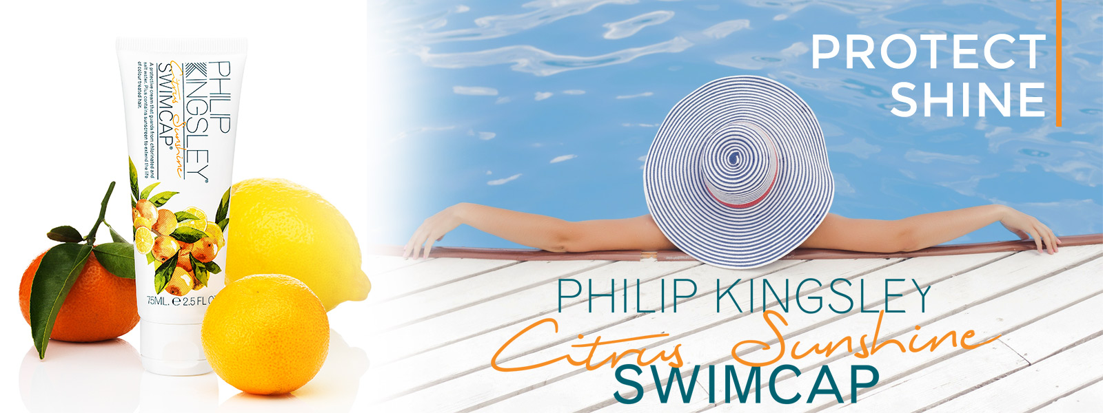 Philip Kingsley Citrus Swimcap