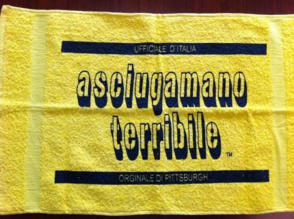 towel terrible