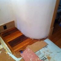 A Challenge: Curving White Oak Trim
