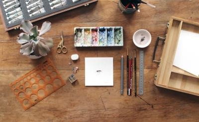 Painting for Ants, de Lorraine Loots - madlyluv.com