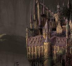 Hogwarts (fonte: Bloomsbury)