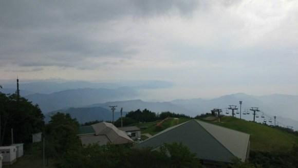 雲辺寺雲海
