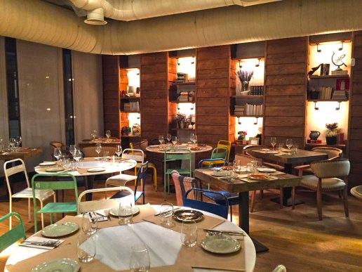 Restaurante Perrachica en Eloy Gonzalo