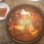 【ハラミ定食】錦糸町の美味くて人気の焼肉屋(韓国料理店)ならココ。第一韓国館 。