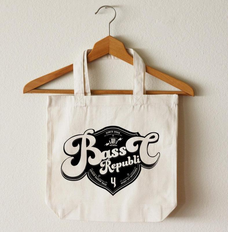 Bass Republic Tote Bag