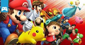 Vorlage_shock2_banner_super smash bros 3ds