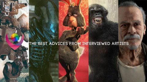 The best advices from interviewed artists