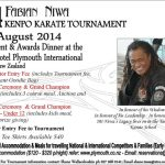 2014 Fabian Niwa Kenpo Karate Tournament