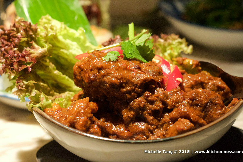 Beef Rendang This Rich And Creamy Indonesian Malaysian Beef Stew Was Braised To Tender Perfection