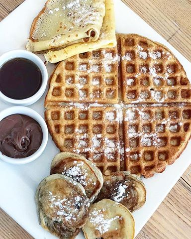 Waffles – Mocca (Lahore)