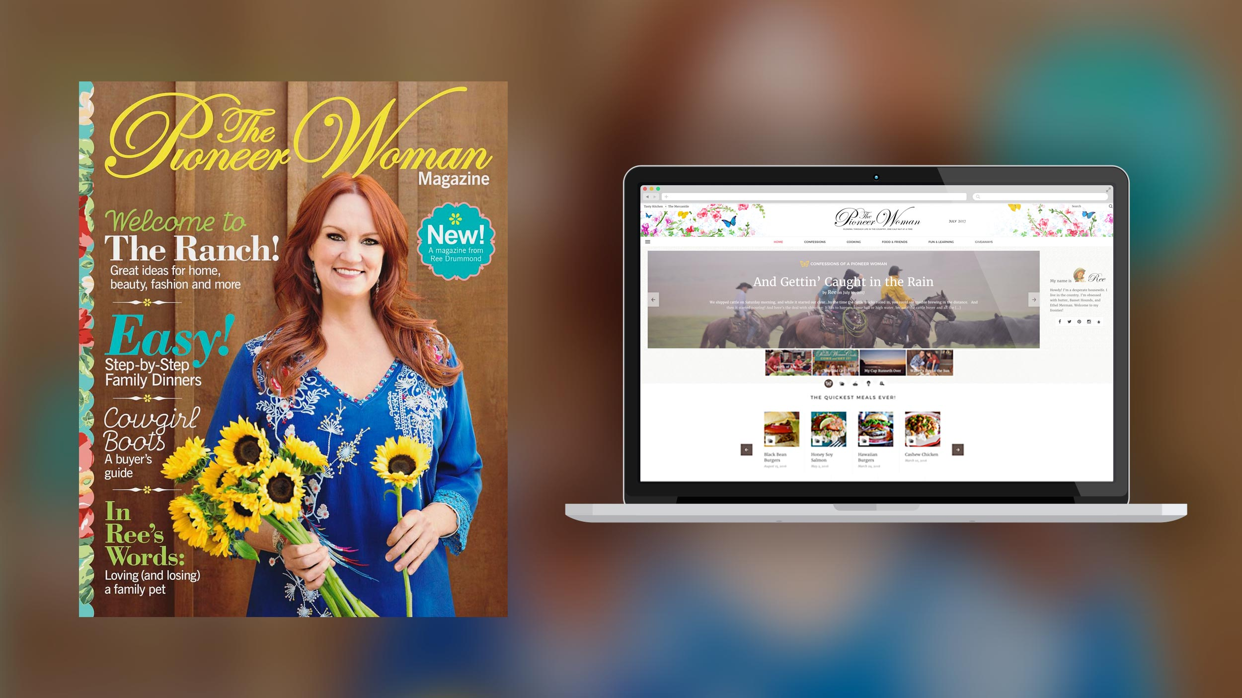 Modish Pioneer Woman Eachissue Will Be Full Ree Drummond Wants You To Be A Part Easy Heartfeltstories Pioneer Woman Magazine Magazinelaunch nice food Pioneer Woman Magazine