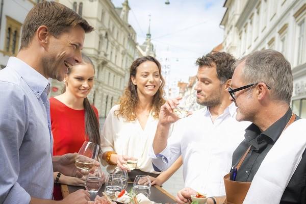VIA-Gastro-Guide: Graz Tourismus - Gerald Plattner
