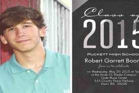 Robert Garrett Boone