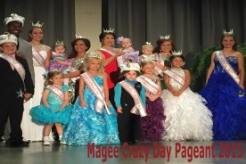 MAGEE CRAZY DAY PAGEANT 2015
