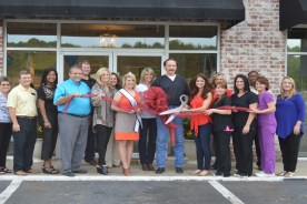 Dental Group of Magee Ribbon Cutting