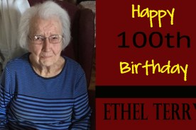 Ethel Terry Celebrating 100 Years Young